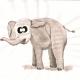 Der Elefant muss ins Spiel!