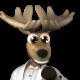 Elch und Esel machen nun Geräusche