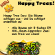 Informationen zum Happy Tree Day