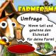 Farmerama Umfrage – mitmachen und gewinnen!