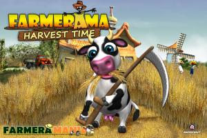 Farmerama App Eingangsbildschirm