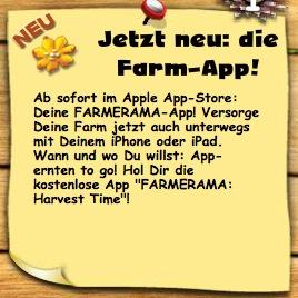 Farmerama App