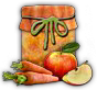 Apfel-Karotten-Chutney