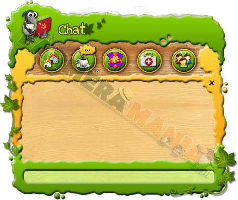 Farmerama Chat