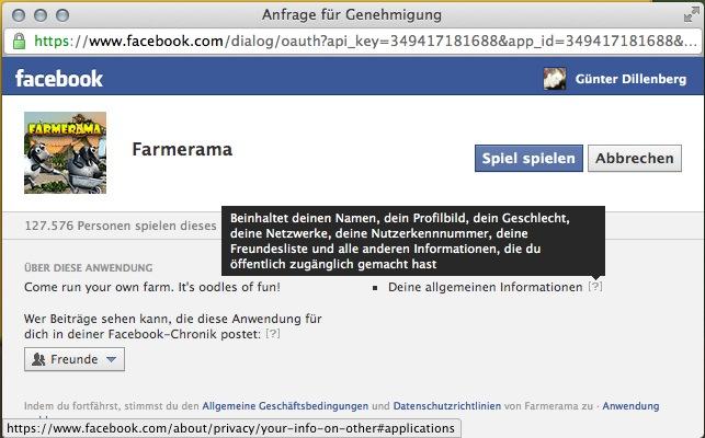 facebook freunde einladen über der nachbarschaftsleiste | farmeramania, Einladungen