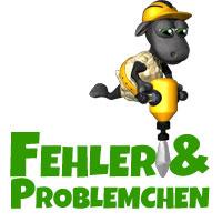default-fehler