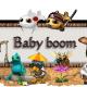 Kurzfristiger Baby-Boom