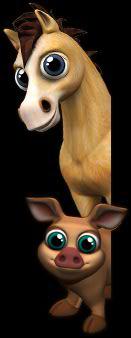 schwein-pferd